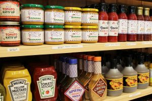 Sauces, Marinades, & Condiments